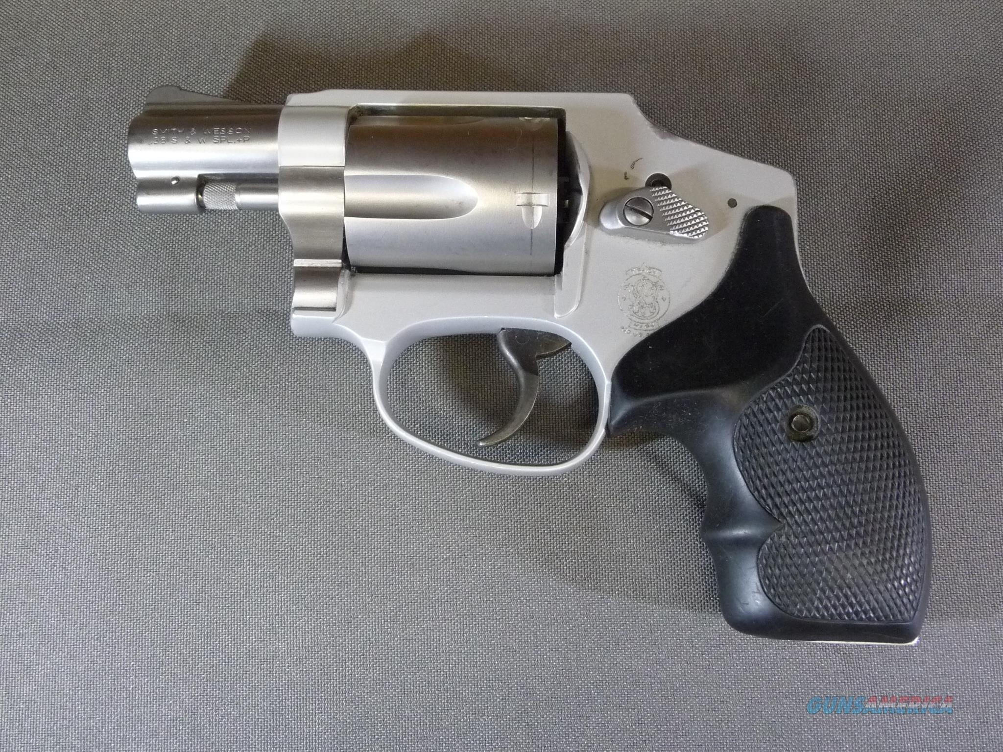 Smith & Wesson 642-2 .38 S & W SPL, +P  Guns > Pistols > Smith & Wesson Revolvers > Small Frame ( J )