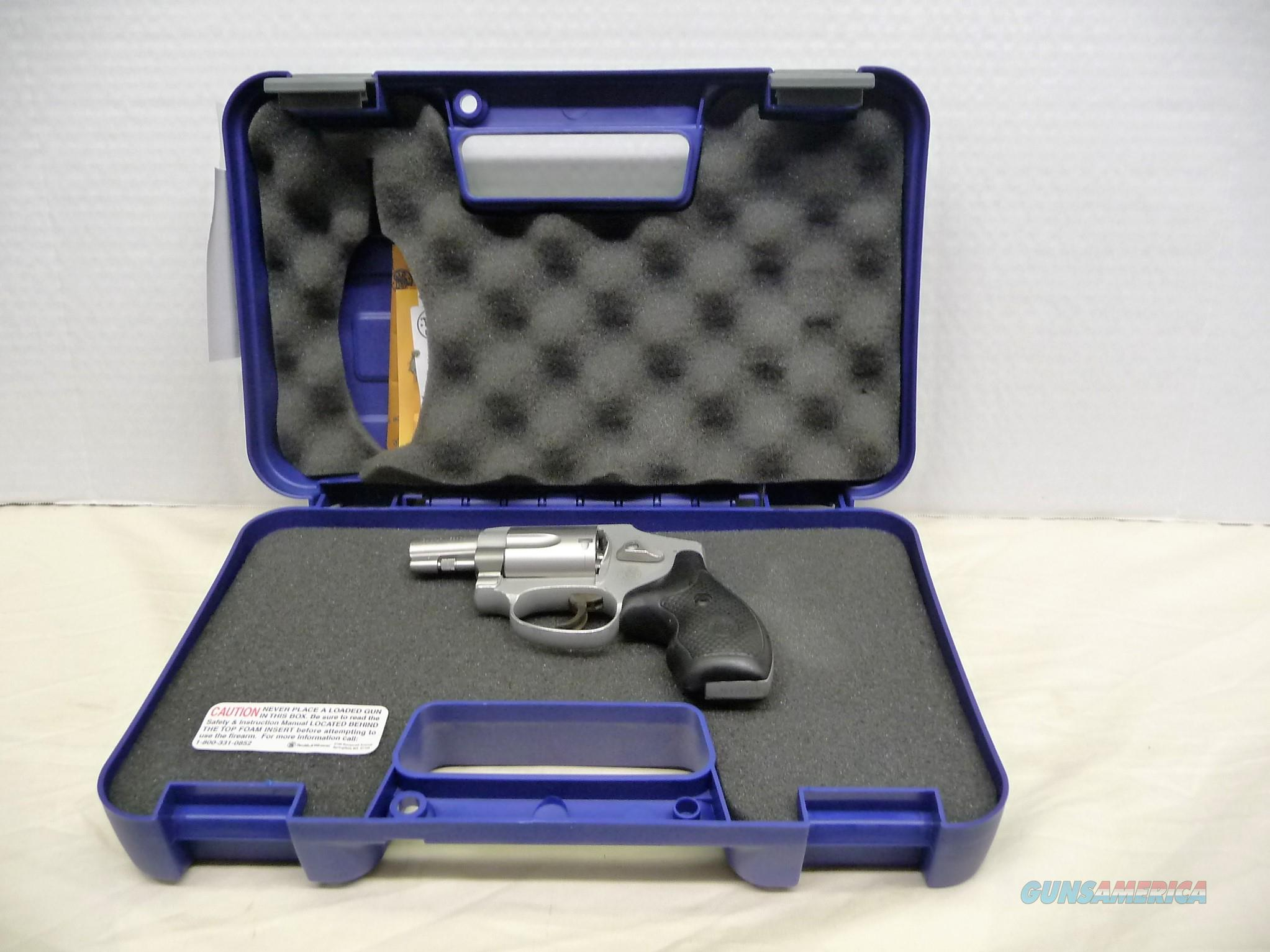 Smith & Wesson Model 642 .38 S&W SPL, +P  Guns > Pistols > Smith & Wesson Revolvers > Small Frame ( J )