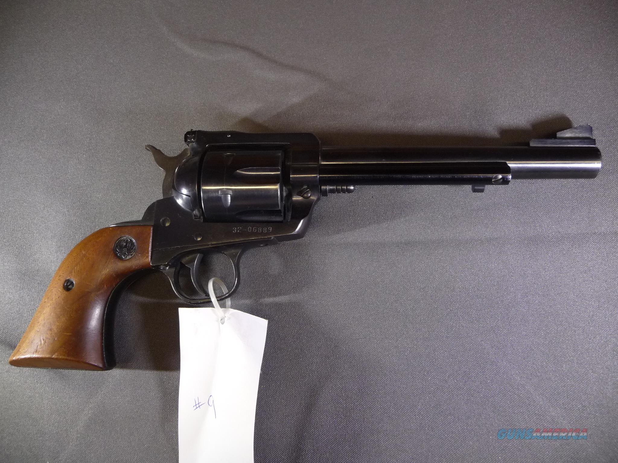 "Ruger New Model Blackhawk .357 Mag. ""Pre-Warning""  Guns > Pistols > Ruger Single Action Revolvers > Blackhawk Type"