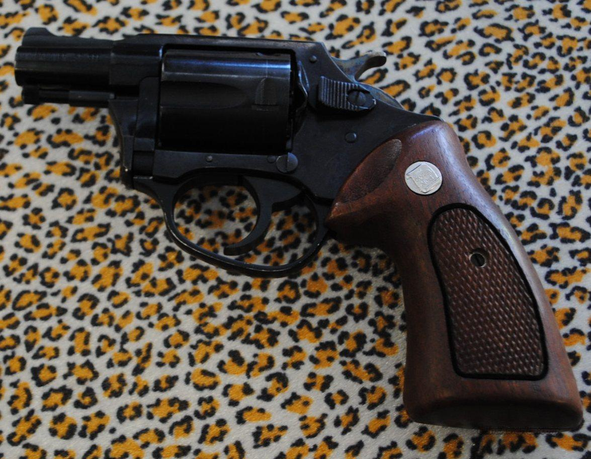 CHARTER ARMS UNDERCOVER .38 SPECIAL  Guns > Pistols > Charter Arms Revolvers