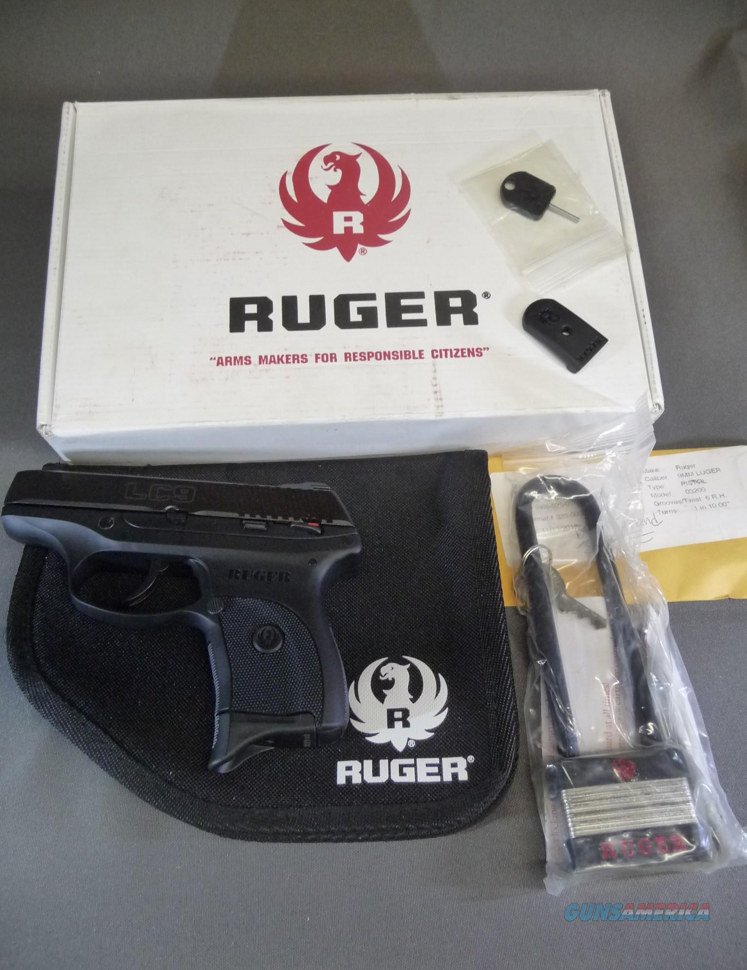Ruger LC9 9mm Pistol  Guns > Pistols > Ruger Semi-Auto Pistols > LC9