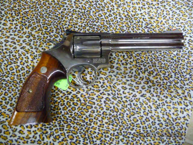 SMITH & WESSON 586-2 .357 MAG  Guns > Pistols > Smith & Wesson Revolvers > Full Frame Revolver