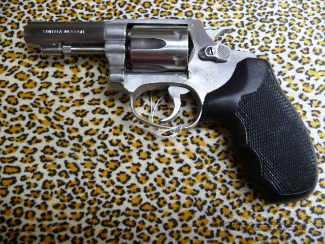 SMITH & WESSON 650 .22 W.R.F CTG.  Guns > Pistols > Smith & Wesson Revolvers > Full Frame Revolver