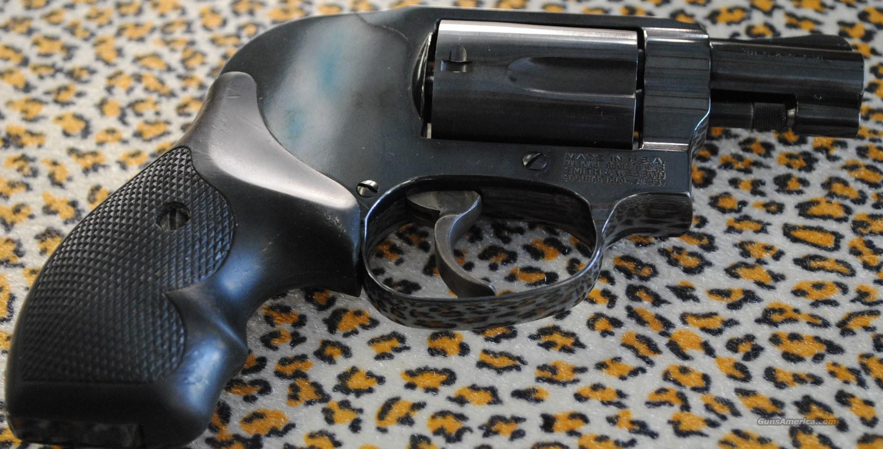 SMITH & WESSON 49-3 .38 SPECIAL  Guns > Pistols > Smith & Wesson Revolvers > Full Frame Revolver