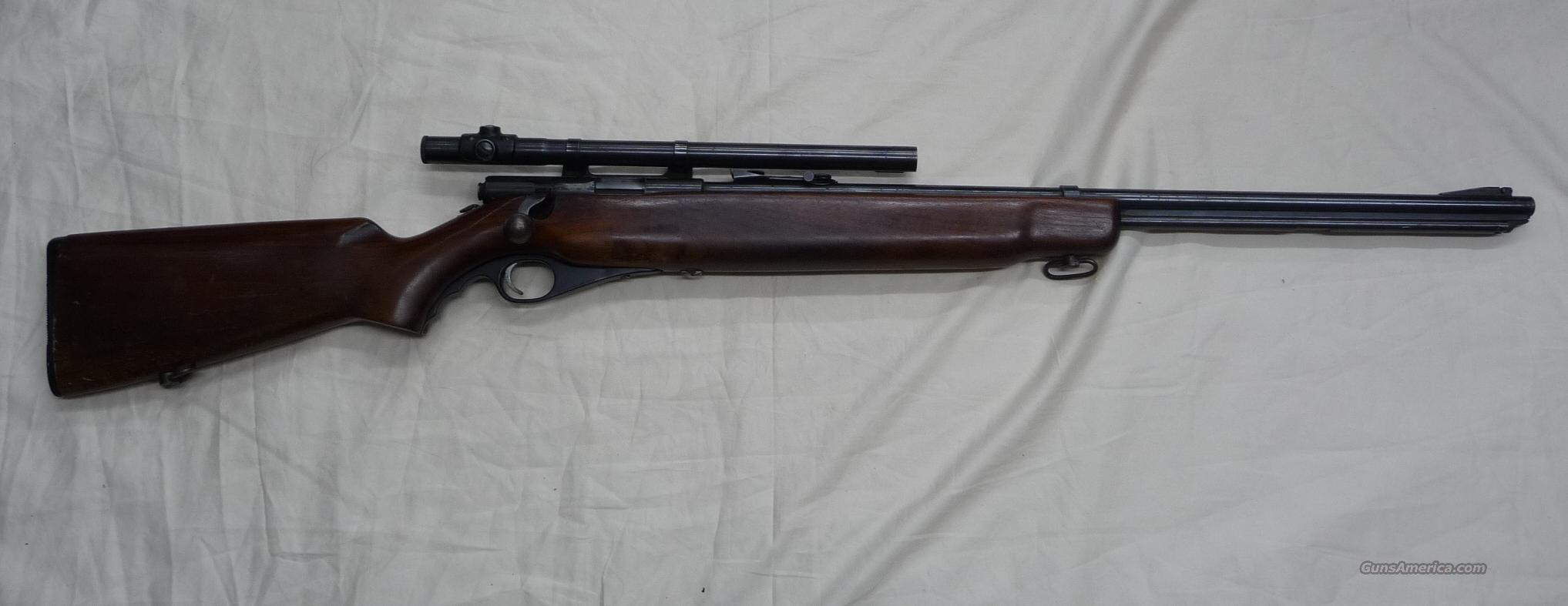 Wards Western Field 04M 491A .22  Guns > Rifles > Mossberg Rifles > Other Bolt Action