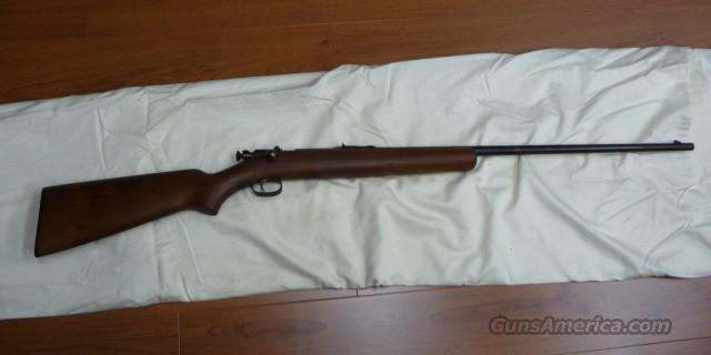 Winchester Model 67 .22 S-L-LR  Guns > Rifles > Winchester Rifles - Modern Bolt/Auto/Single > Single Shot