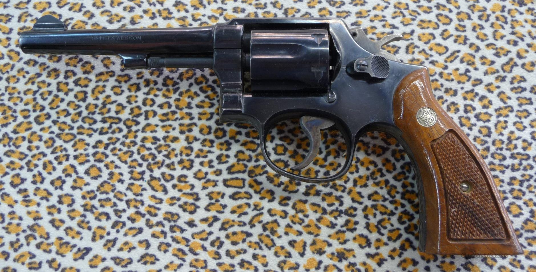 SMITH & WESSON 10-5 .38 SPECIAL  Guns > Pistols > Smith & Wesson Revolvers > Model 10