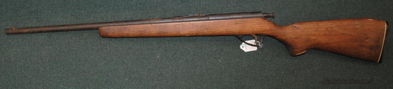 MARLIN MODEL 101 .22LR 1941-1977  Guns > Rifles > Marlin Rifles > Modern > Bolt/Pump