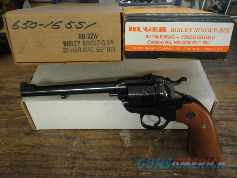 Ruger New Model Bisley Single Six  Guns > Pistols > Ruger Single Action Revolvers > Single Six Type