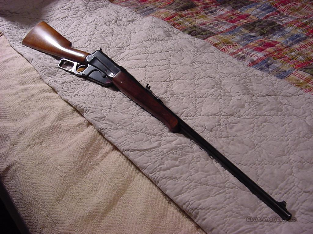Winchester (Browning) Model 1895 .30-06 Rifle  Guns > Rifles > Winchester Replica Rifle Misc.