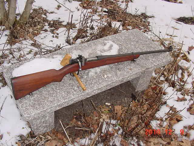 Springfield 1922 M2 .22LR US Property  Guns > Rifles > Military Misc. Rifles US > 1903 Springfield/Variants