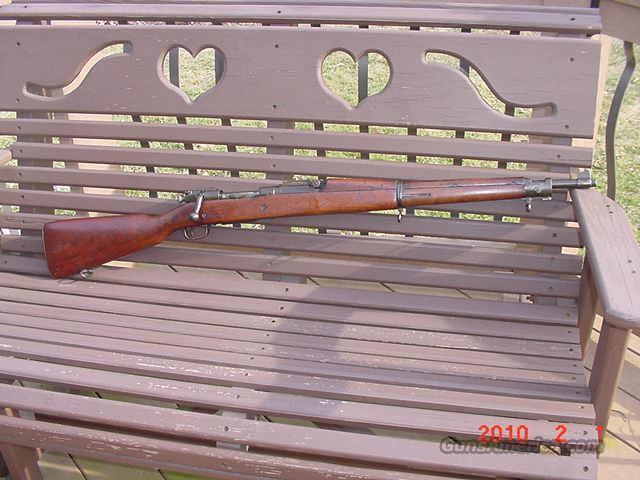 Springfield 1903 Mark1 1920 made  Guns > Rifles > Military Misc. Rifles US > 1903 Springfield/Variants