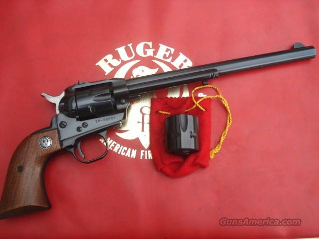 Ruger Old Model Single Six .22 9-1/2 Barrel 3 Screw 22  Guns > Pistols > Ruger Single Action Revolvers > Single Six Type