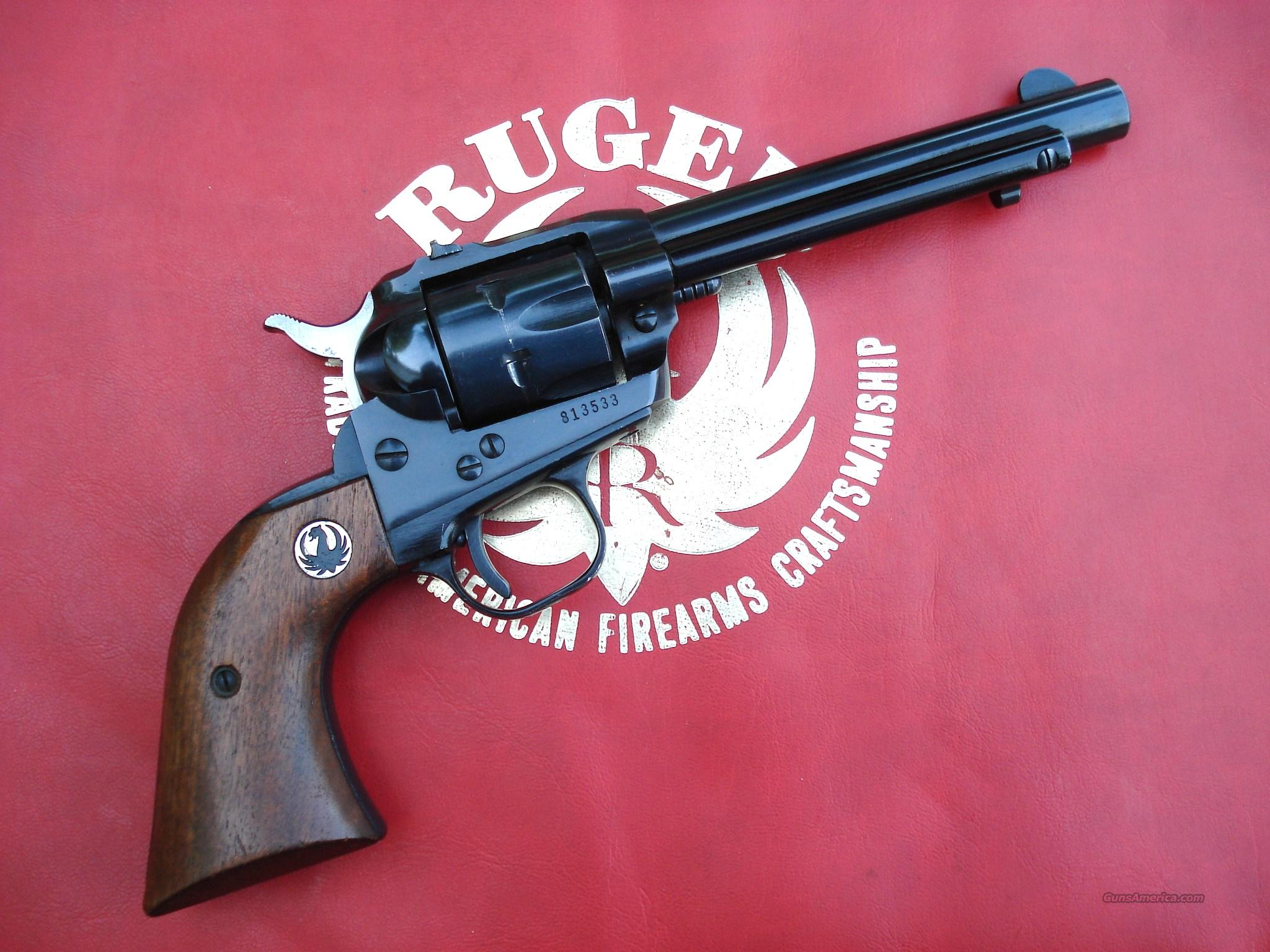 Ruger 3 Screw Single Six 22 Mag Old Model  Guns > Pistols > Ruger Single Action Revolvers > Single Six Type