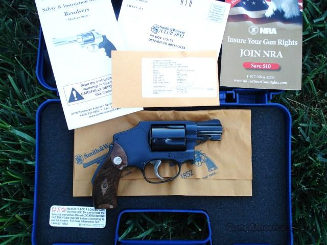 Smith & Wesson Model 40 New-in-Box 38  Guns > Pistols > Smith & Wesson Revolvers > Full Frame Revolver
