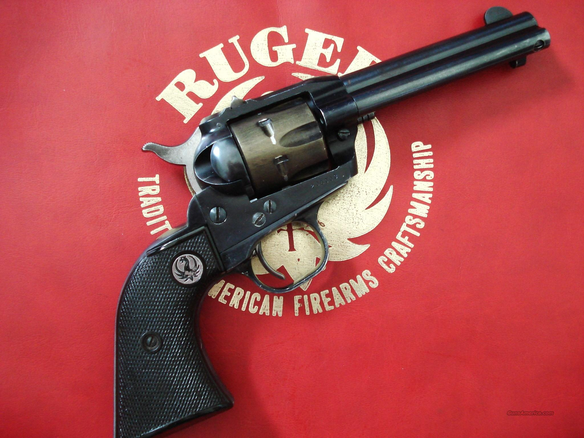 Ruger Old Model Single Six 22 Lightweight Aluminum Cylinder  Guns > Pistols > Ruger Single Action Revolvers > Single Six Type