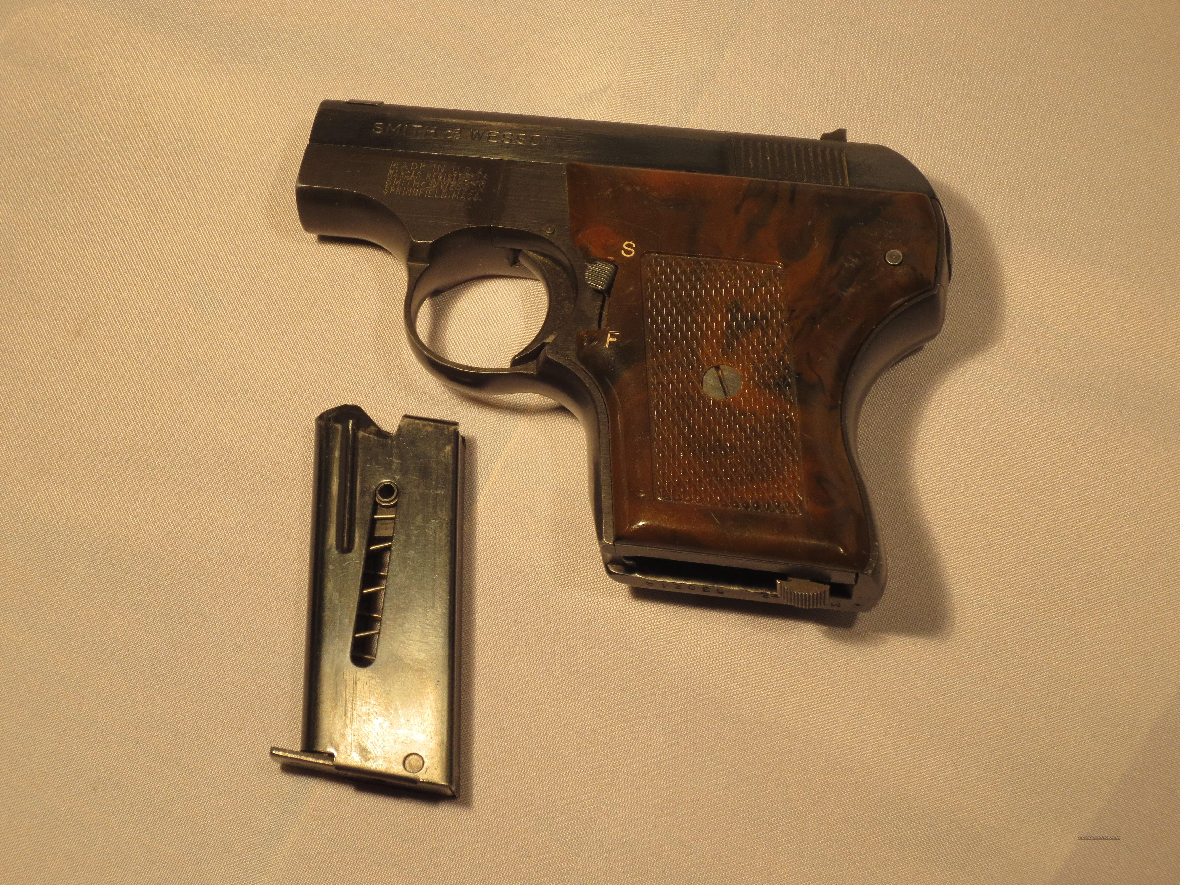 Smith & Wesson  Model 61-2   Nice Shape  Guns > Pistols > Smith & Wesson Pistols - Autos > Steel Frame