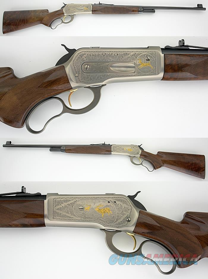 BROWNING MODEL 71 HIGH GRADE SET RIFLE AND CARBINE MATCHING SERIAL NUMBERS CAL. 348 100% NEW IN FACTORY BOXES  Guns > Rifles > Browning Rifles > Lever Action