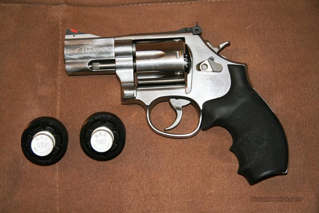"S&W 686 Plus, 2.5""  Guns > Pistols > Smith & Wesson Revolvers > Full Frame Revolver"