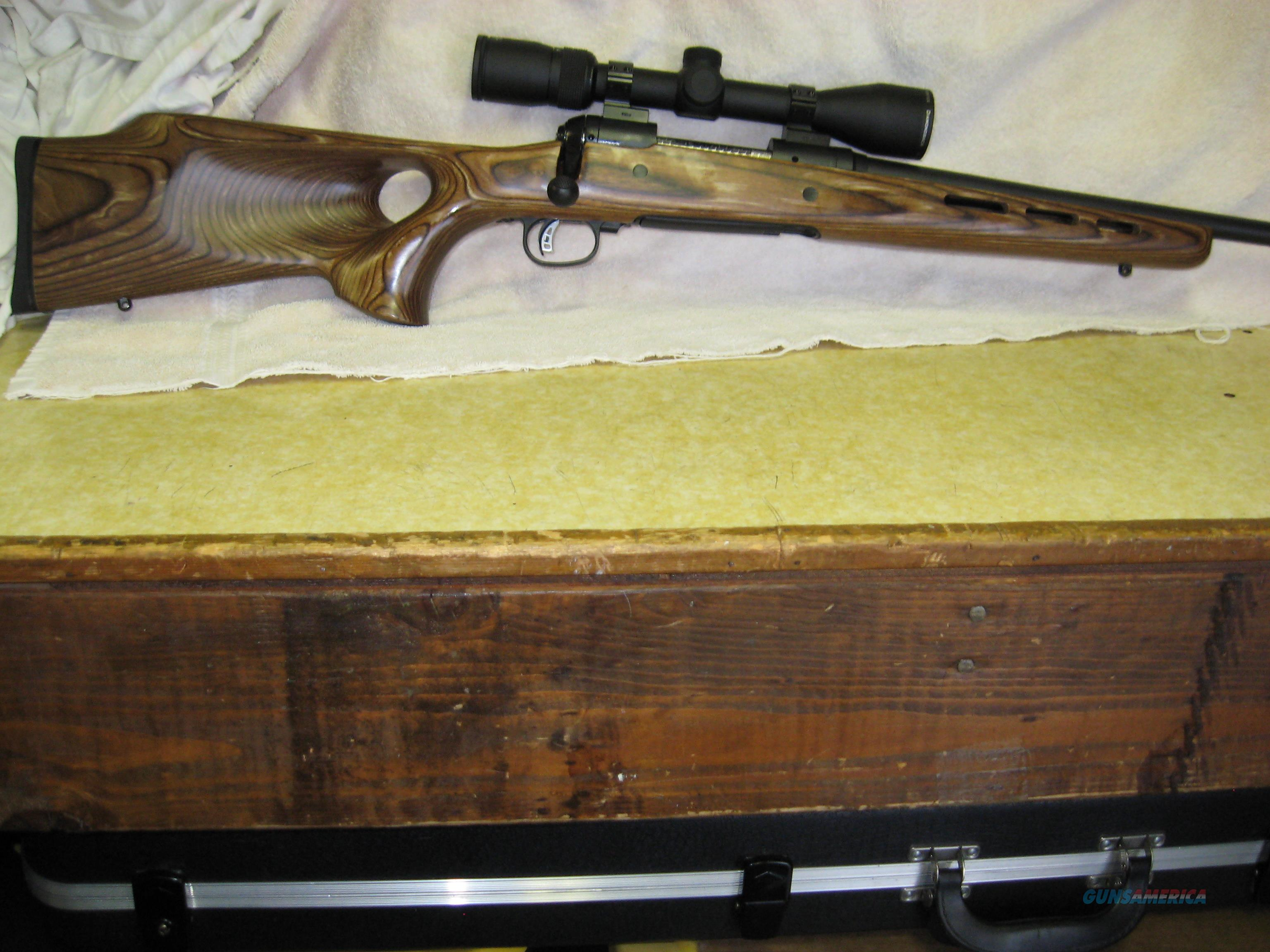 Savage Model 11 with Accutrigger Cal. 223 Rem $420  Guns > Rifles > Savage Rifles > Accutrigger Models > Sporting
