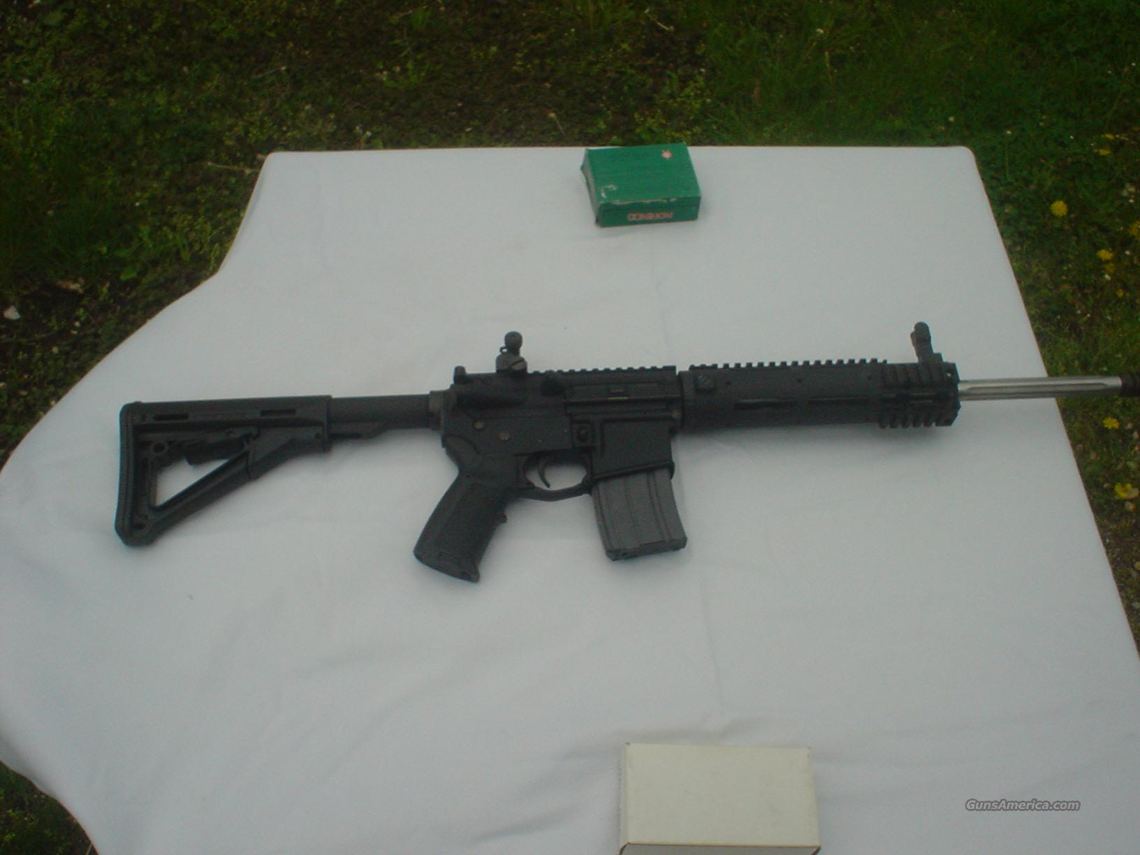 U. S. Tactical Arms, Corp. TAC-15  Guns > Rifles > AR-15 Rifles - Small Manufacturers > Complete Rifle