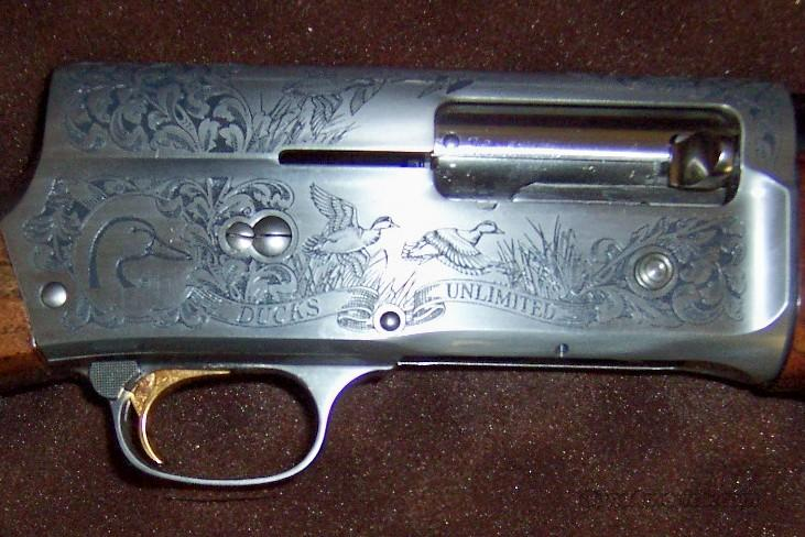 Browning Auto Five Light Twenty Ducks Unlimited  Guns > Shotguns > Browning Shotguns > Autoloaders > Hunting