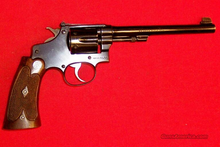 S&W 22/32 Hand Ejector  Guns > Pistols > Smith & Wesson Revolvers > Pre-1945