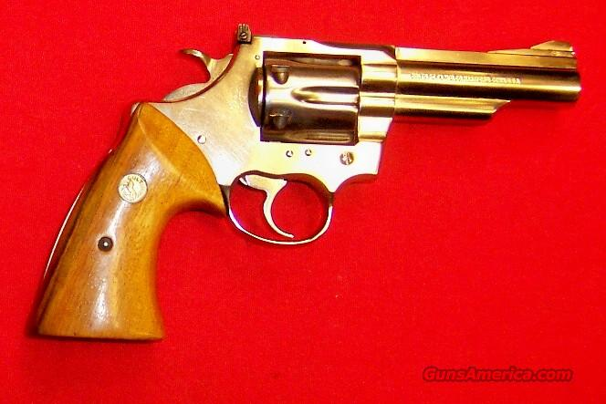 Colt Border Patrol  Guns > Pistols > Colt Double Action Revolvers- Modern