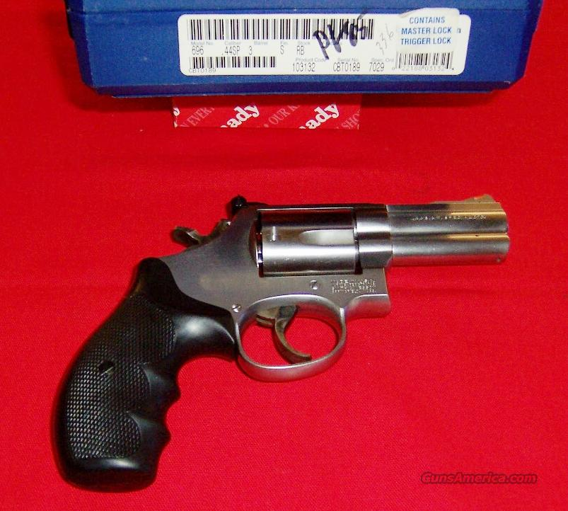 S&W Model 696  Guns > Pistols > Smith & Wesson Revolvers > Full Frame Revolver
