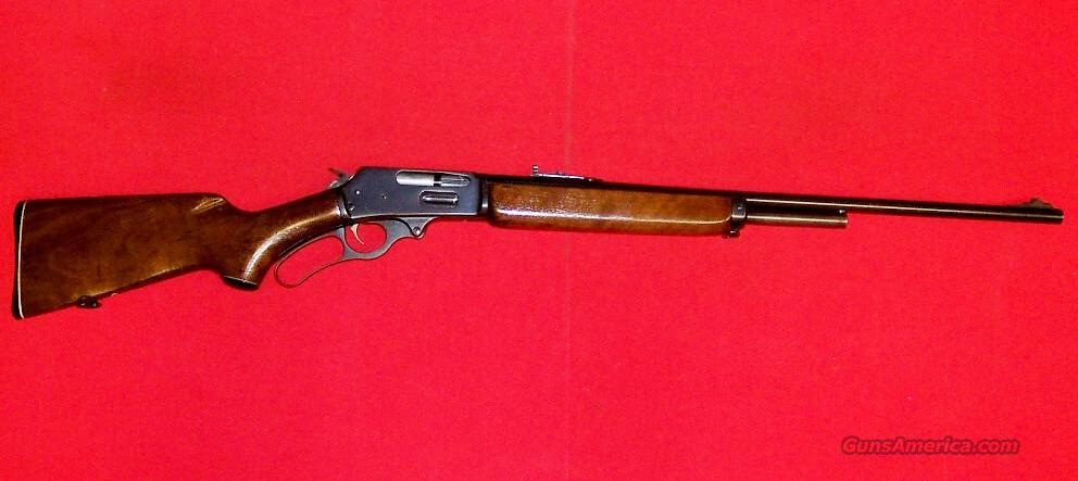 Marlin Model 336A  Guns > Rifles > Marlin Rifles > Modern > Lever Action