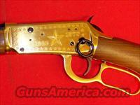 Winchester Model 94 Lone Star Commemorative  Guns > Rifles > Winchester Rifle Commemoratives