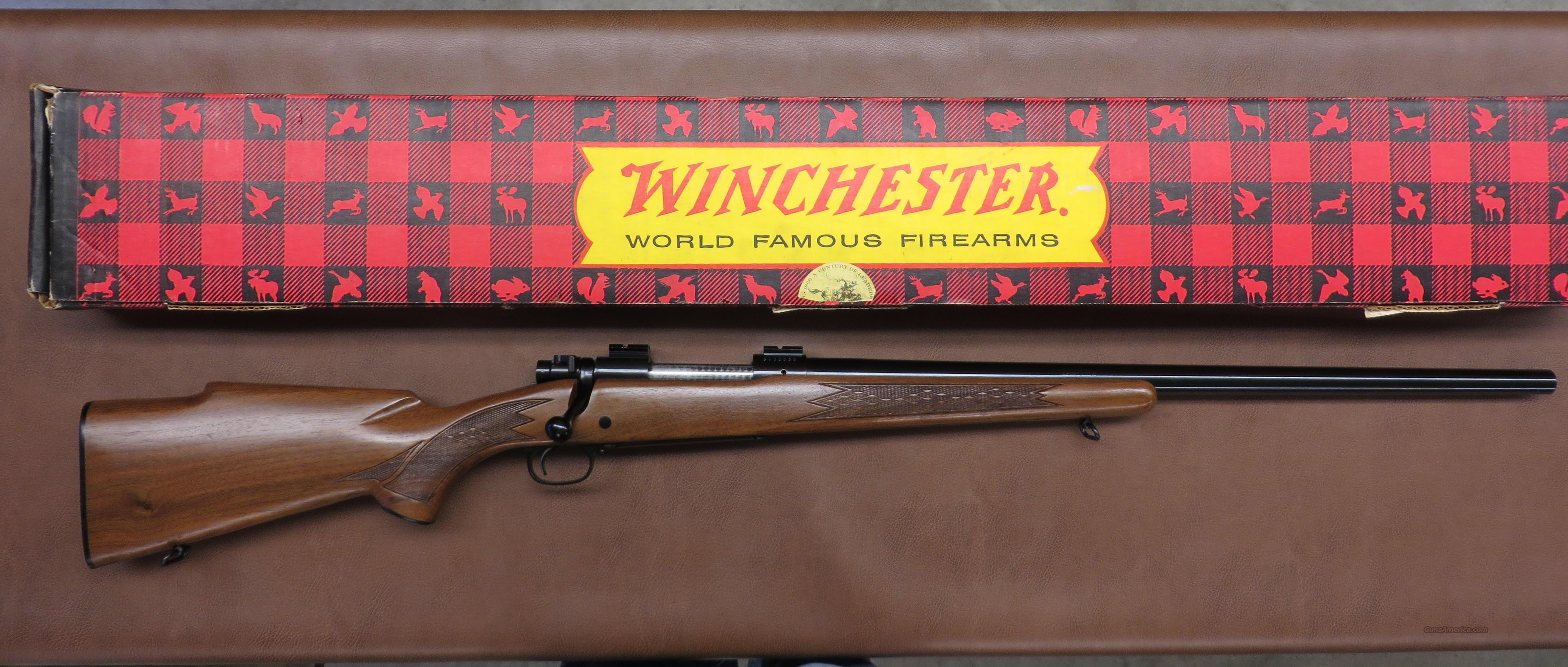 Winchester Model 70 Varmint  Guns > Rifles > Winchester Rifles - Modern Bolt/Auto/Single > Model 70 > Post-64