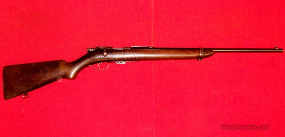 Winchester Model 57  Guns > Rifles > Winchester Rifles - Modern Bolt/Auto/Single > Other Bolt Action