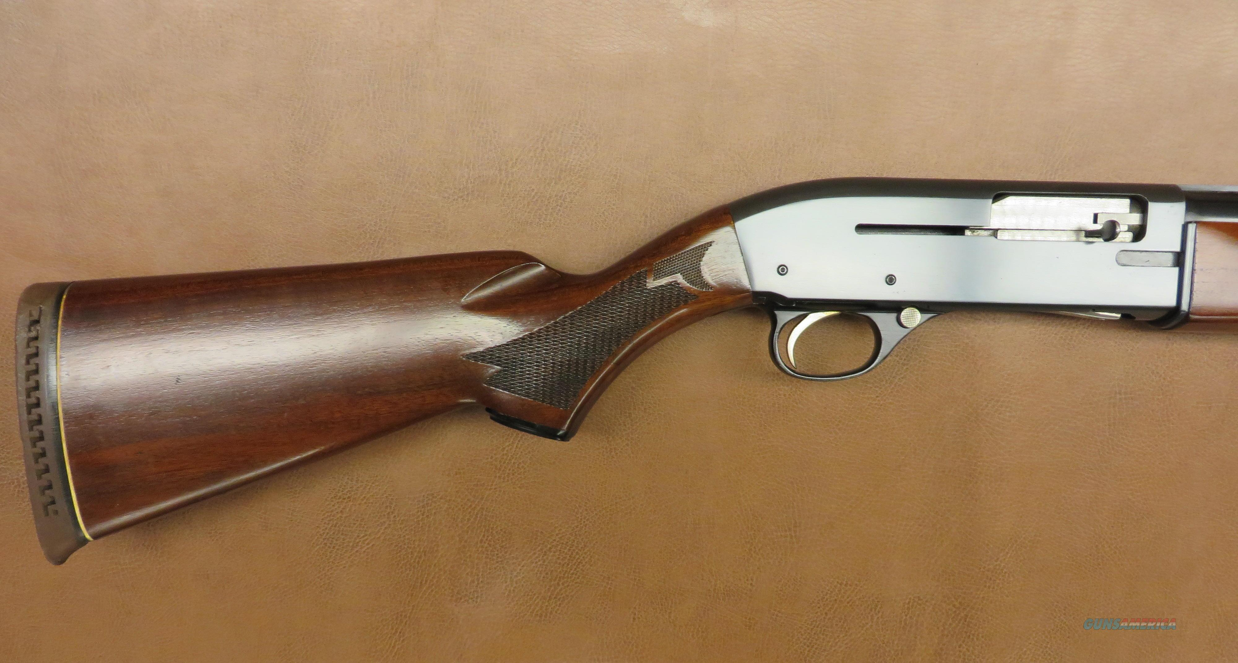 High Standard Model C2011 Supermatic Deluxe  Guns > Shotguns > High Standard Shotguns