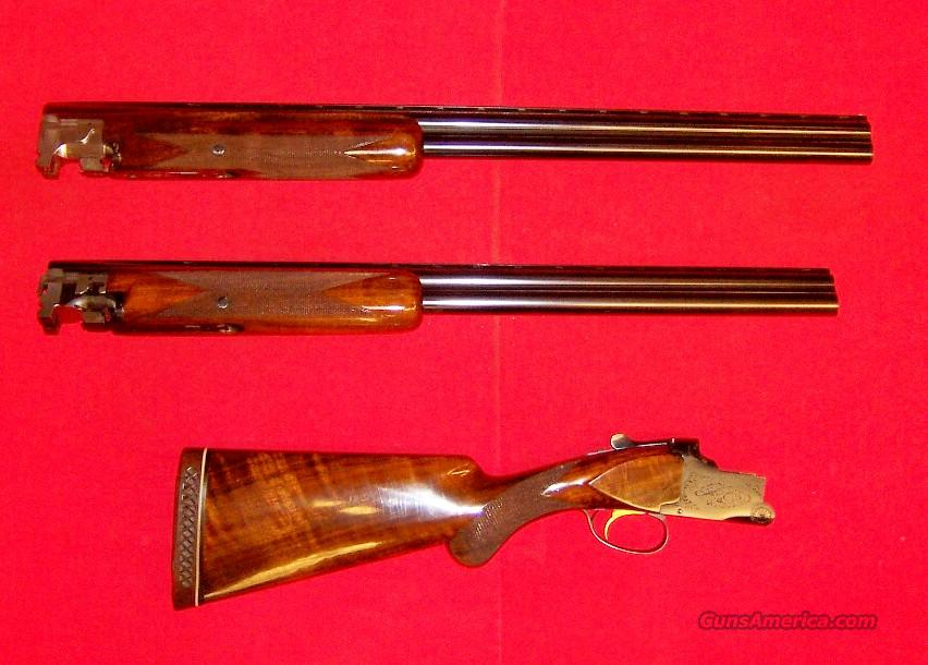 Browning Superposed Two Barrel Set  Guns > Shotguns > Browning Shotguns > Over Unders > Belgian Manufacture