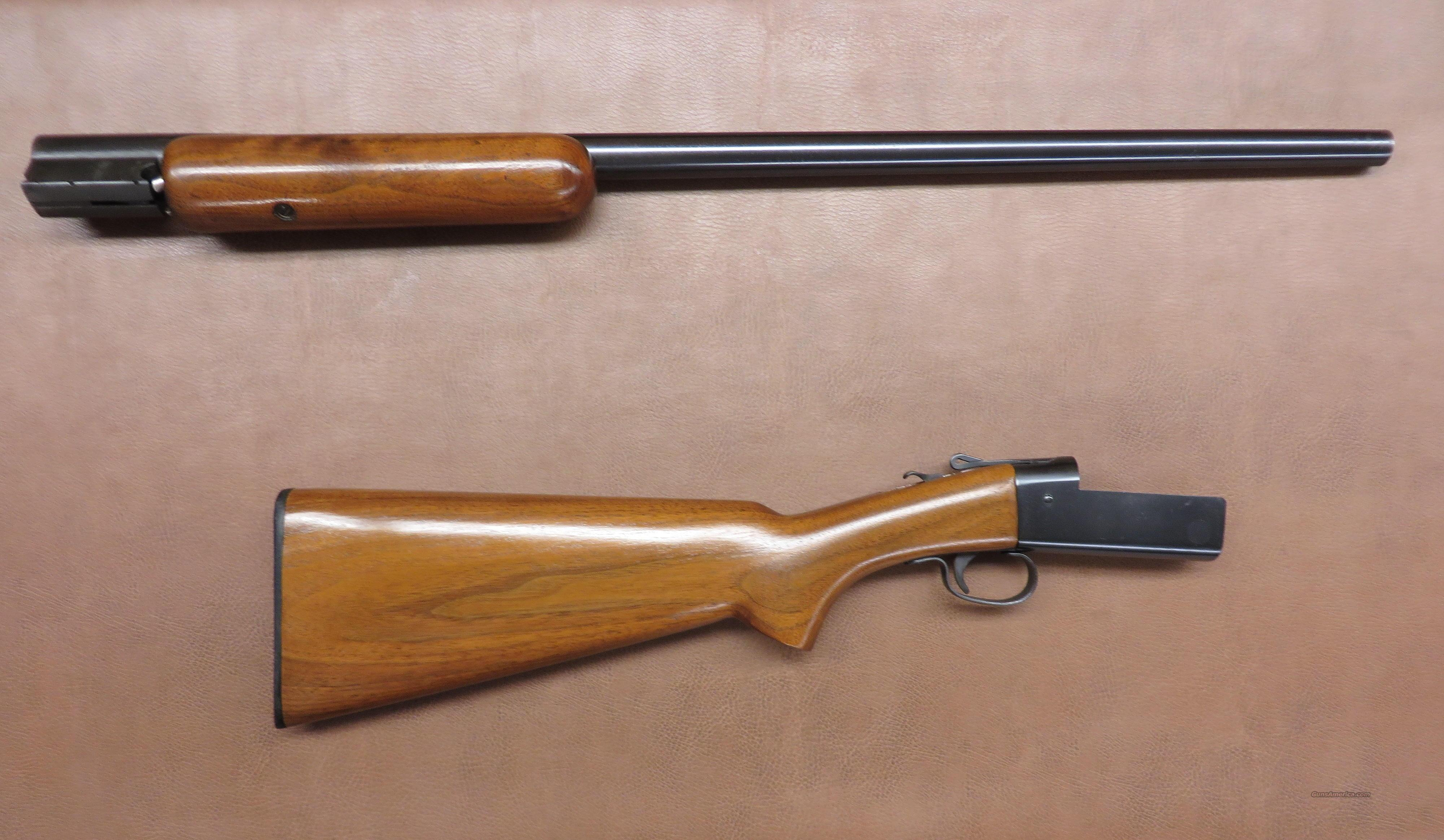 Winchester Model 37 Red Letter Pigtail  Guns > Shotguns > Winchester Shotguns - Modern > Bolt/Single Shot