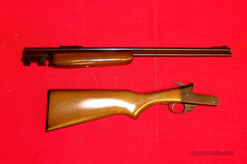 Savage Model 24 Series S  Guns > Shotguns > Savage Shotguns