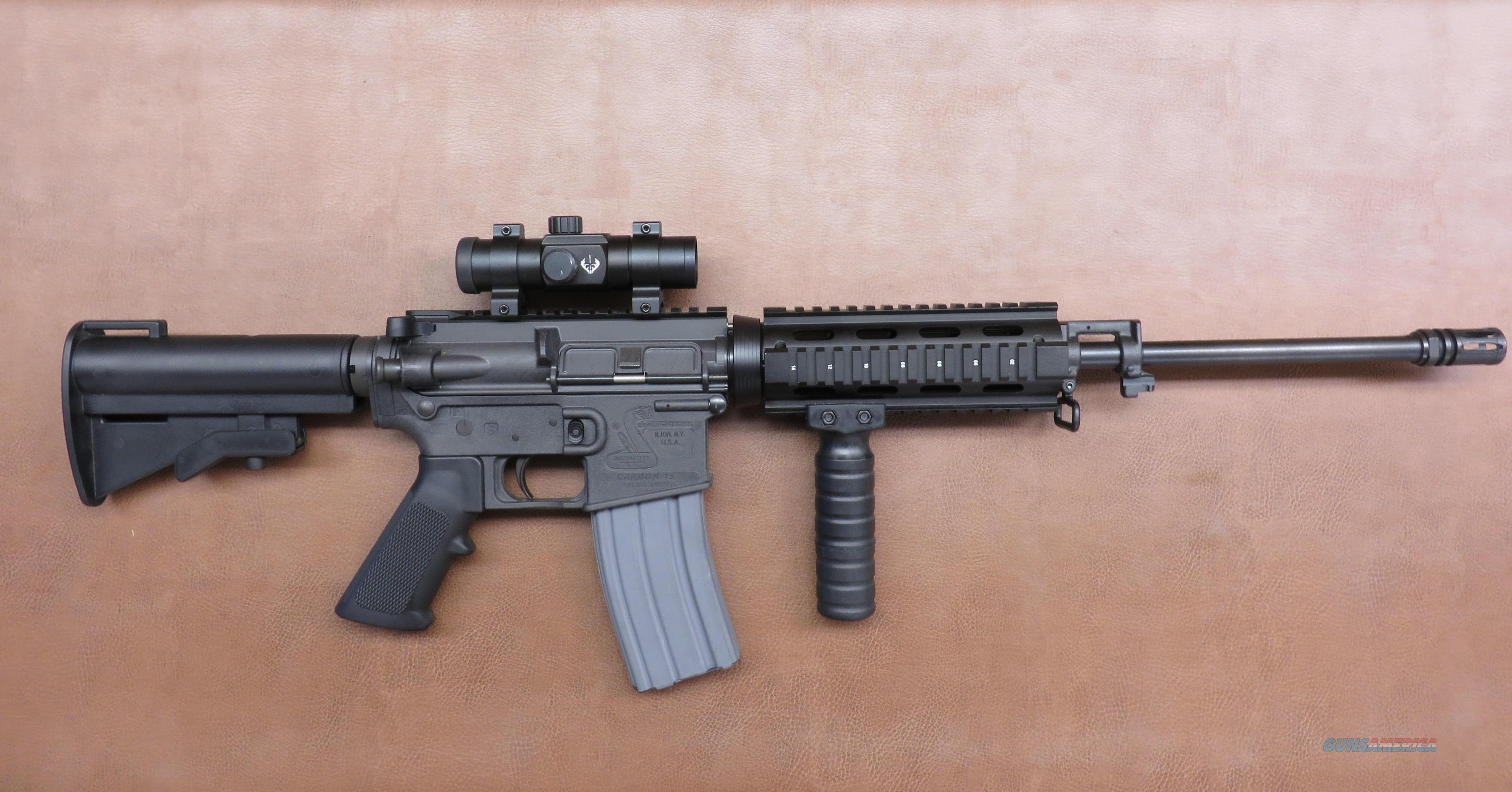 Bushmaster Carbon 15  Guns > Rifles > Bushmaster Rifles > Complete Rifles