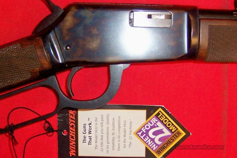 Winchester Model 9422M Trapper Case Colored  Guns > Rifles > Winchester Rifles - Modern Lever > Other Lever > Post-64