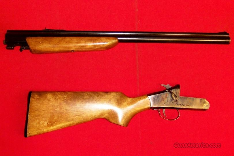 Savage Model 24 S-A  Guns > Shotguns > Savage Shotguns