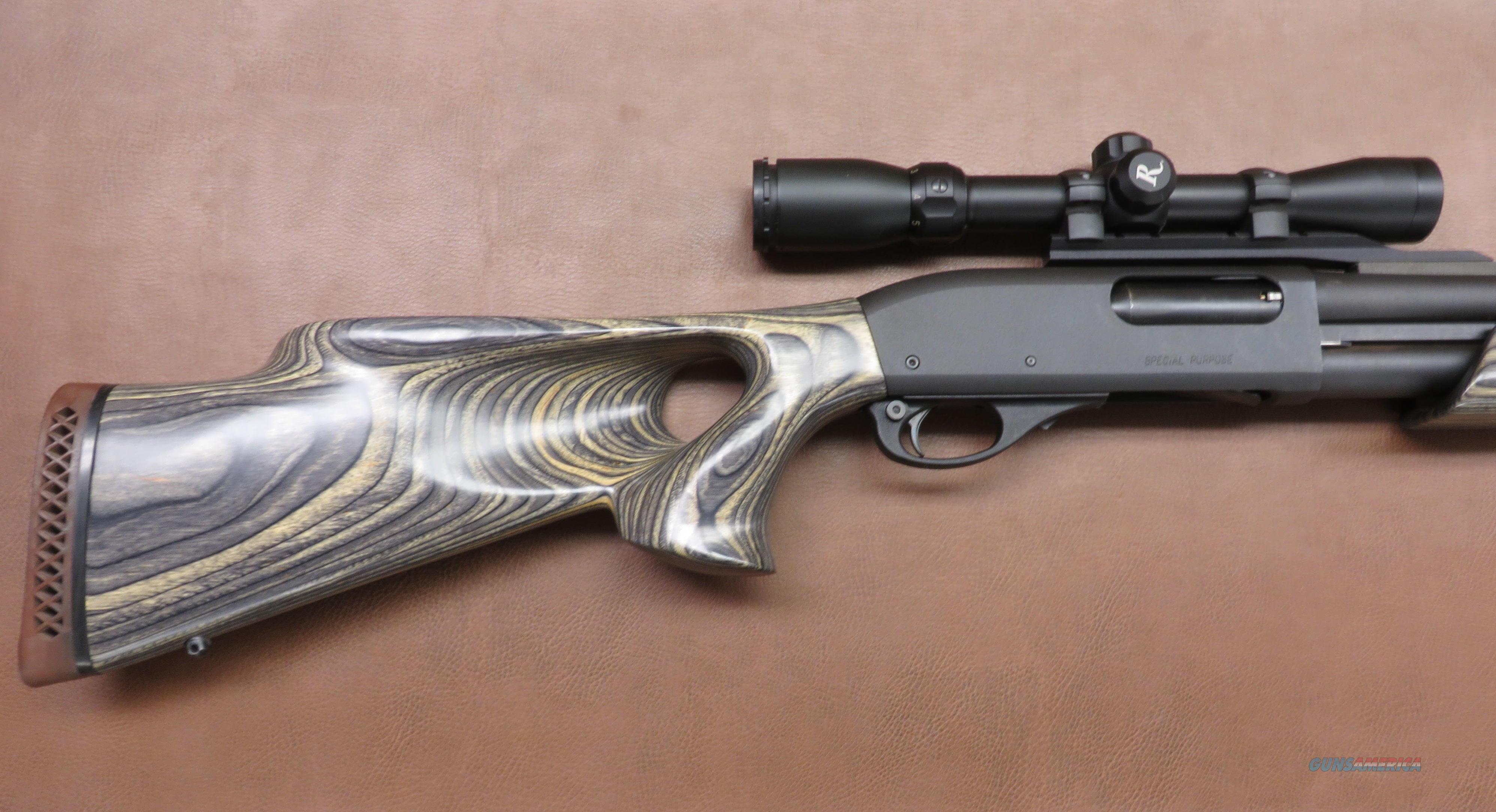 Remington Model 870 Special Purpose Deer Gun for sale