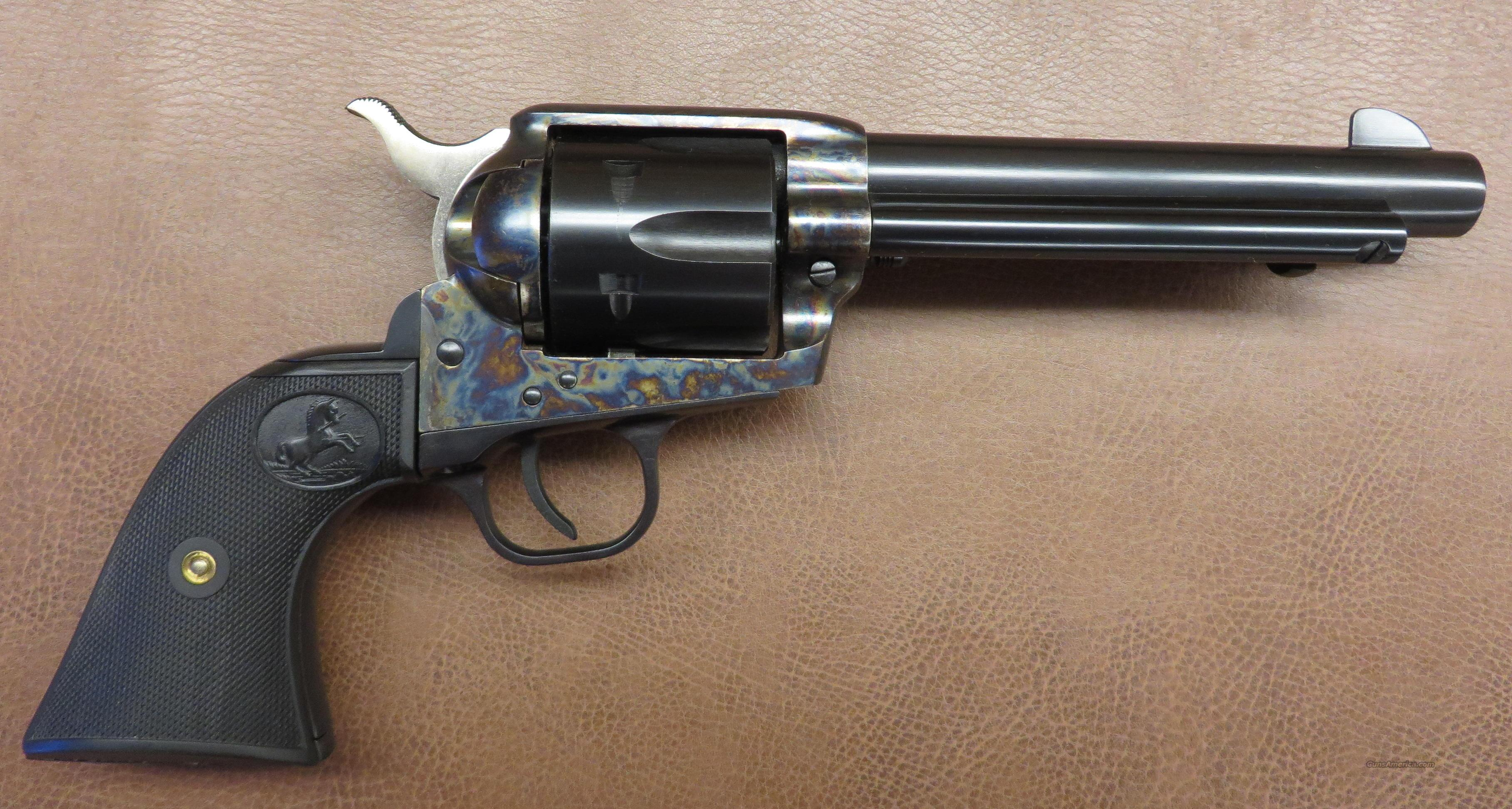 Colt Cowboy  Guns > Pistols > Colt Single Action Revolvers - 3rd Gen.