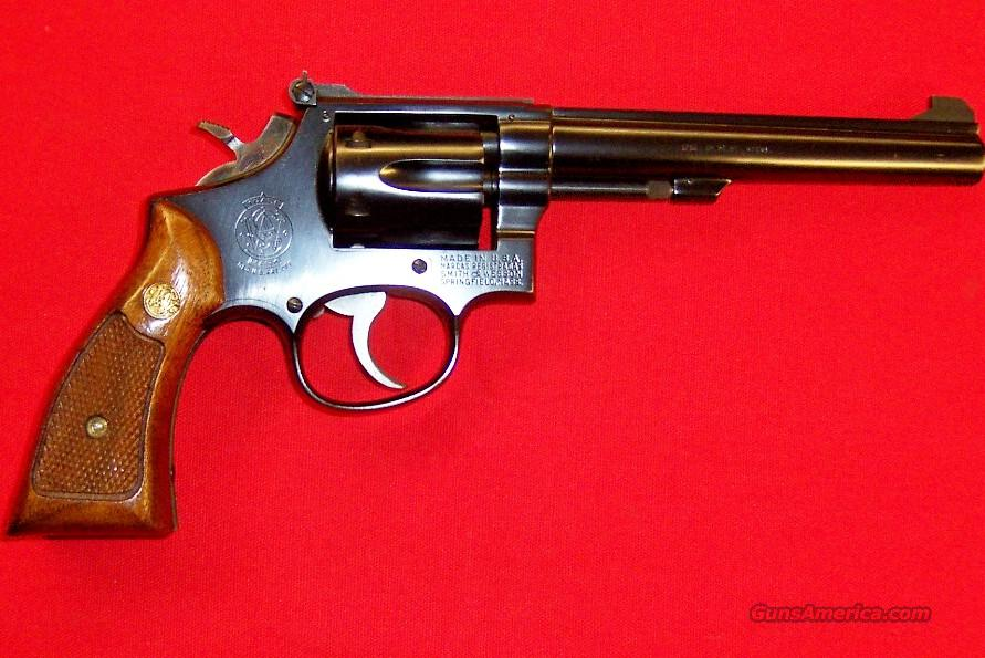 S&W Model 48 No Dash  Guns > Pistols > Smith & Wesson Revolvers > Full Frame Revolver