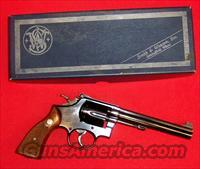 S&W Model 14-2  Guns > Pistols > Smith & Wesson Revolvers > Full Frame Revolver