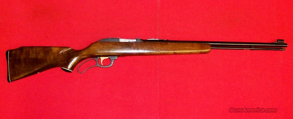 Marlin Model 57 Levermatic  Guns > Rifles > Marlin Rifles > Modern > Lever Action