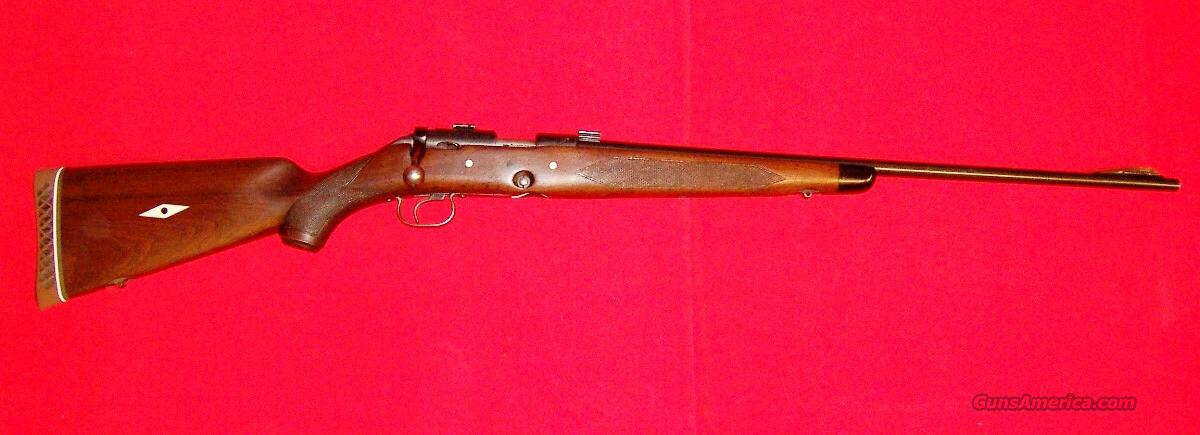 WINCHESTER MODEL 52B  SPORTER  Guns > Rifles > Winchester Rifles - Modern Bolt/Auto/Single