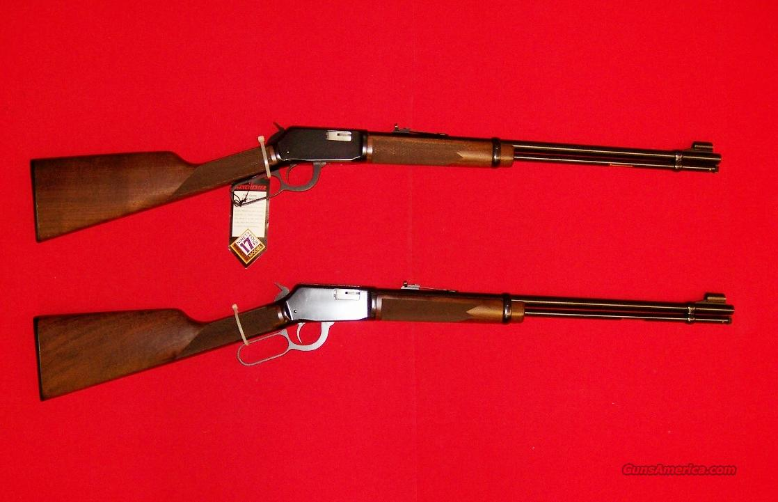 WINCHESTER M 9417 TRADITIONAL  Guns > Rifles > Winchester Rifles - Modern Lever