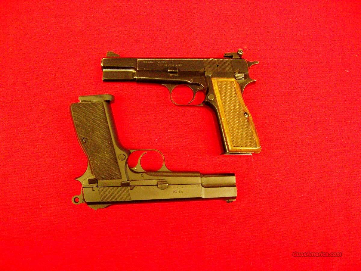 BROWNING  HI  POWER  Guns > Pistols > Browning Pistols