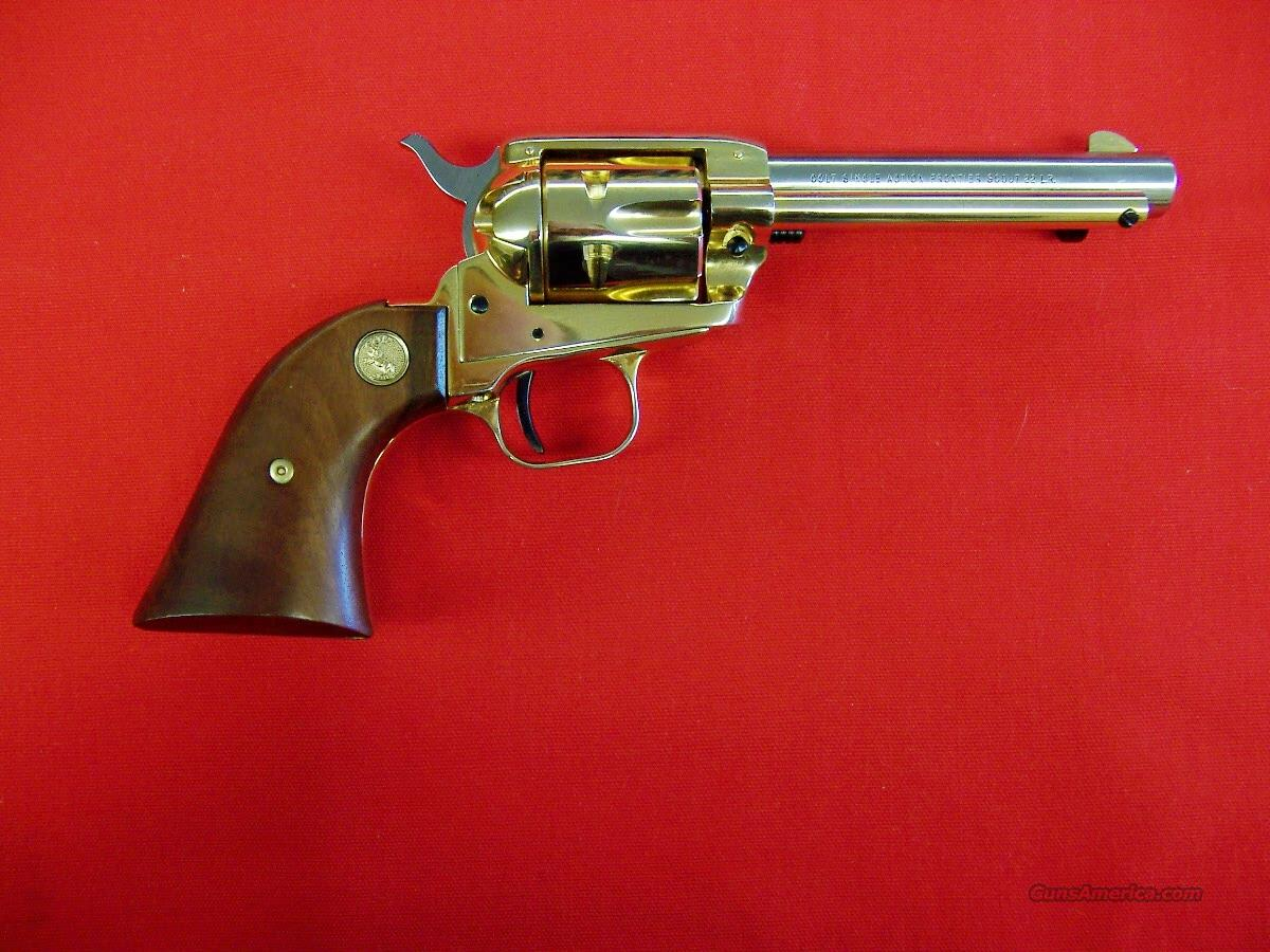 Colt Single Action Frontier Scout  Guns > Pistols > Colt Single Action Revolvers - 3rd Gen.