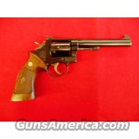 S&W Model 14  Guns > Pistols > Smith & Wesson Revolvers